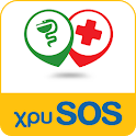 XrySOS Pharmacies - Hospitals icon