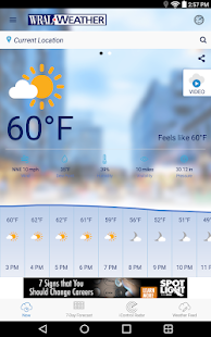 WRAL Weather APK image thumbnail 12
