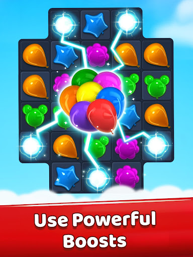 Balloon Paradise - Free Match 3 Puzzle Game 3.7.0 screenshots 9