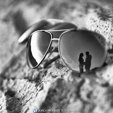 Wedding photographer Jorge Wohlert (JorgeWohlert). Photo of 23.04.2016