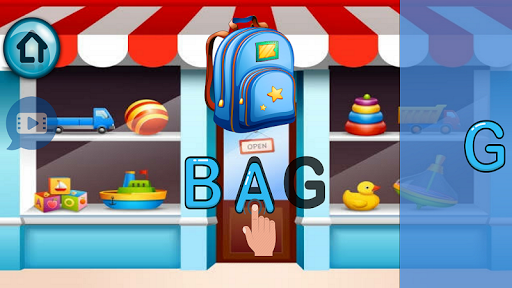 Learning English Puzzle Game for Kids screenshots 5