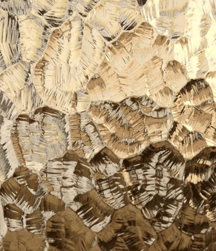 héritage métal or, savoir-faire, luxe