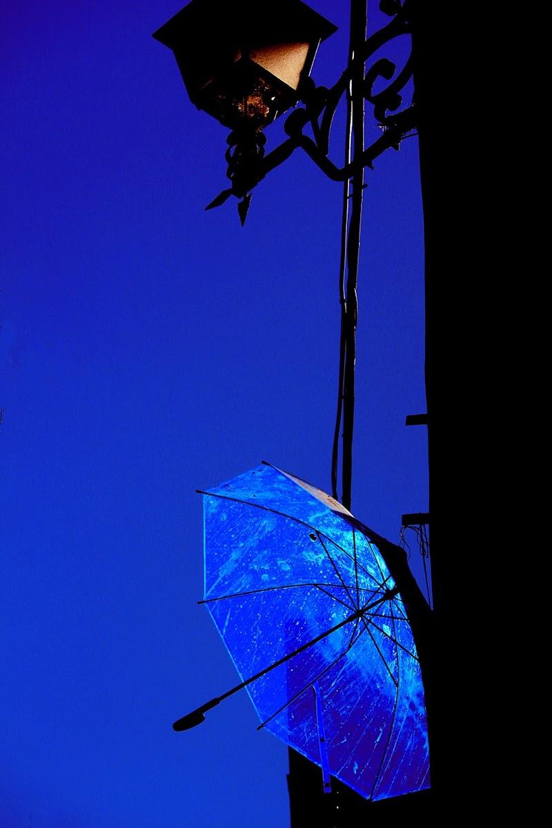 blu nella notte di Naldina Fornasari