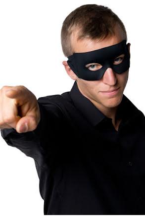 Ögonmask, Zorro