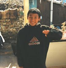 Photo: Der Sohn des Lodgebesitzers