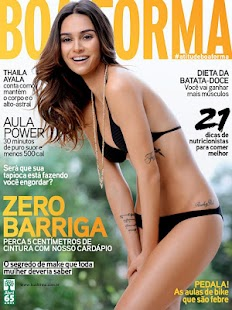 Revista Boa Forma - screenshot thumbnail