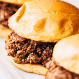 You Won't Believe They're Meatless Sloppy Joes.