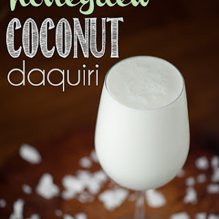 Honeydew Coconut Daiquiri