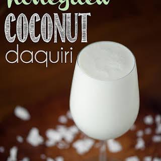 Honeydew Coconut Daiquiri.