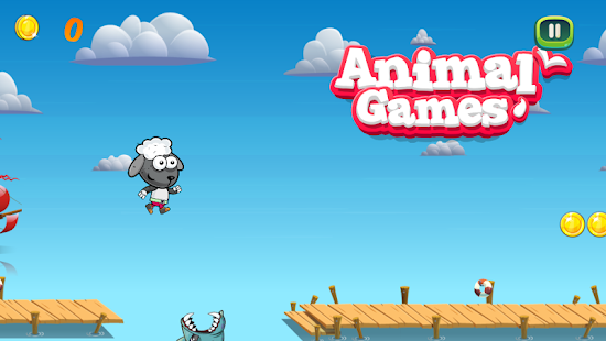 Sheep adventure games 2017 - náhled