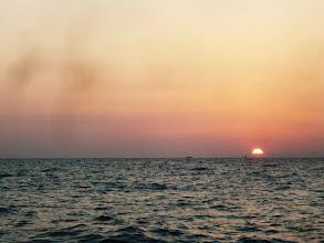 Photo: 一週間ぶりの出船です。 釣れますように・・・。