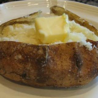 Perfect Baked Potato Recipe