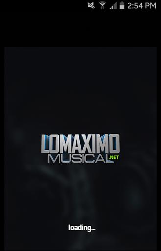 LoMaximoMusical WebApp