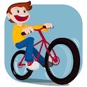 BMX Mountain Bike - Hill Climb icon