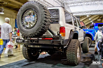 Photo: BDS at the 2014 Off-Road Expo