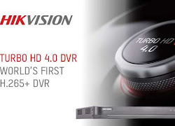 a turbo HD 4.0 DVR camera level