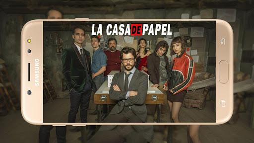La casa De Papel HD Wallpaper: Best 4k Picture 1.0 screenshots 3