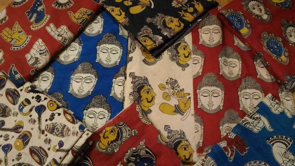 traditional-indian-prints-kalamkari