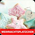 Weihnachtsplätzchen rezepte app kostenlos offline icon