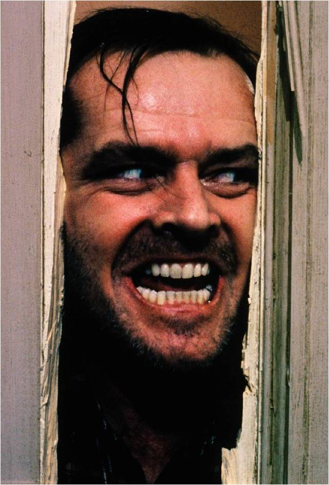 jack nicholson torrance the shining stephen king