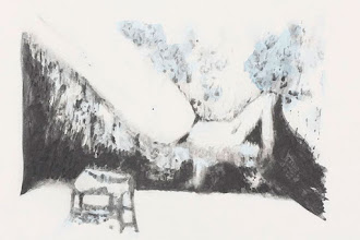 Photo: C107 Carner Reserve $60 Graphite and Watercolor on Paper 12x16