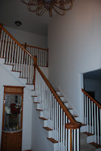 Photo: (Before) Gorman's Foyer Stairs Schwenksville, PA