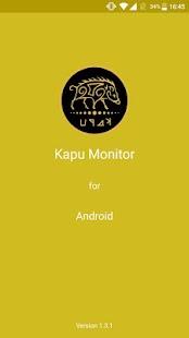 Kapu Monitor - náhled