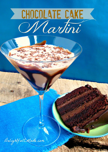 10 Best Drinks With Cake Vodka Recipes