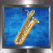 Virtual Baritone Saxophone