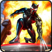 Super Hero Street Wars: Battle City Fatal Fight