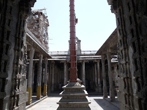 Photo: Entrance of Melsithamur Jain temple