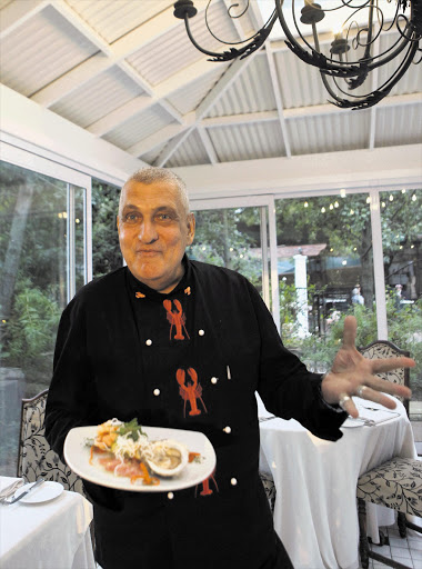 Obituary: Walter Ulz: Legendary chef