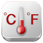 Thermometer HD icon