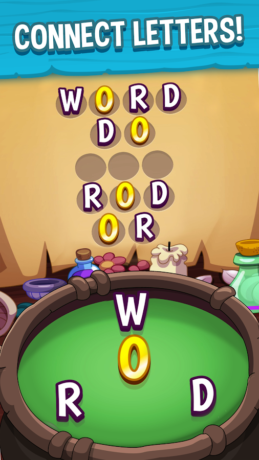 WordBlobs- screenshot