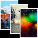 Rain Drops HD Wallpaper Pro icon