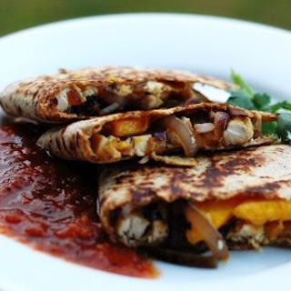 Chicken and Mango Quesadilla