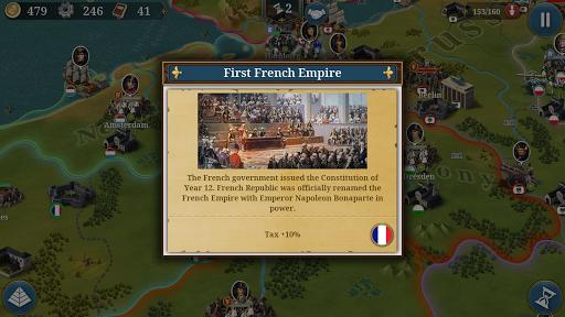 European War 6: 1804  screenshots 3