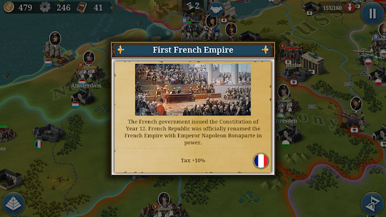 European War 6: 1804 MOD APK [Unlimited Money + Unlockd] 3