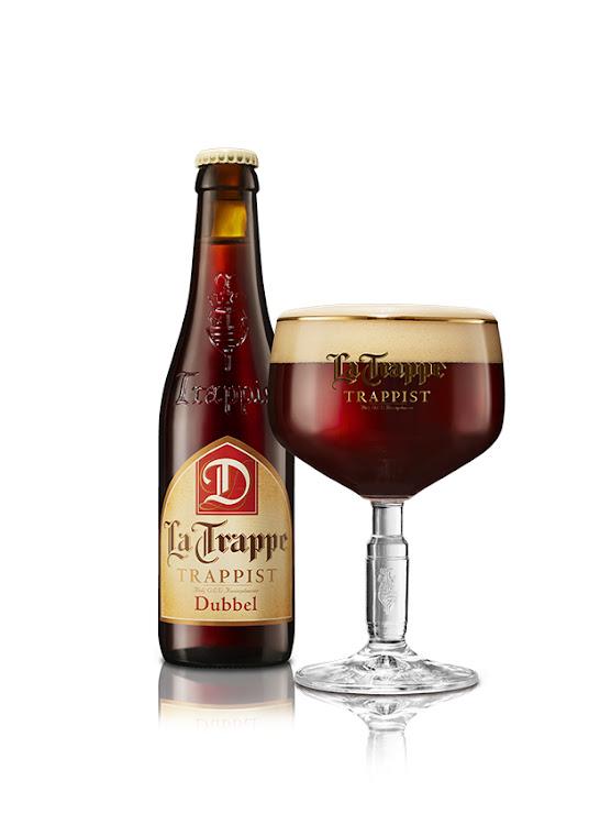 Logo of La Trappe Dubbel
