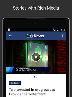 ABC 6 (WLNE – TV)- screenshot thumbnail