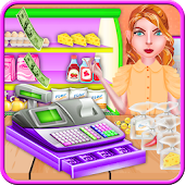 Pizza maker cash register