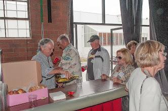 Photo: Ron Norton, Dick Croxall, Glenn Fraisl, Charlene Norton