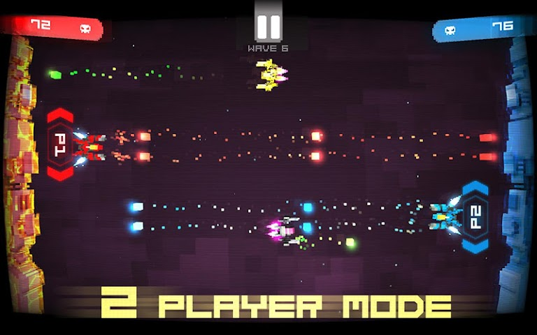android Twin Shooter - Invaders Screenshot 6