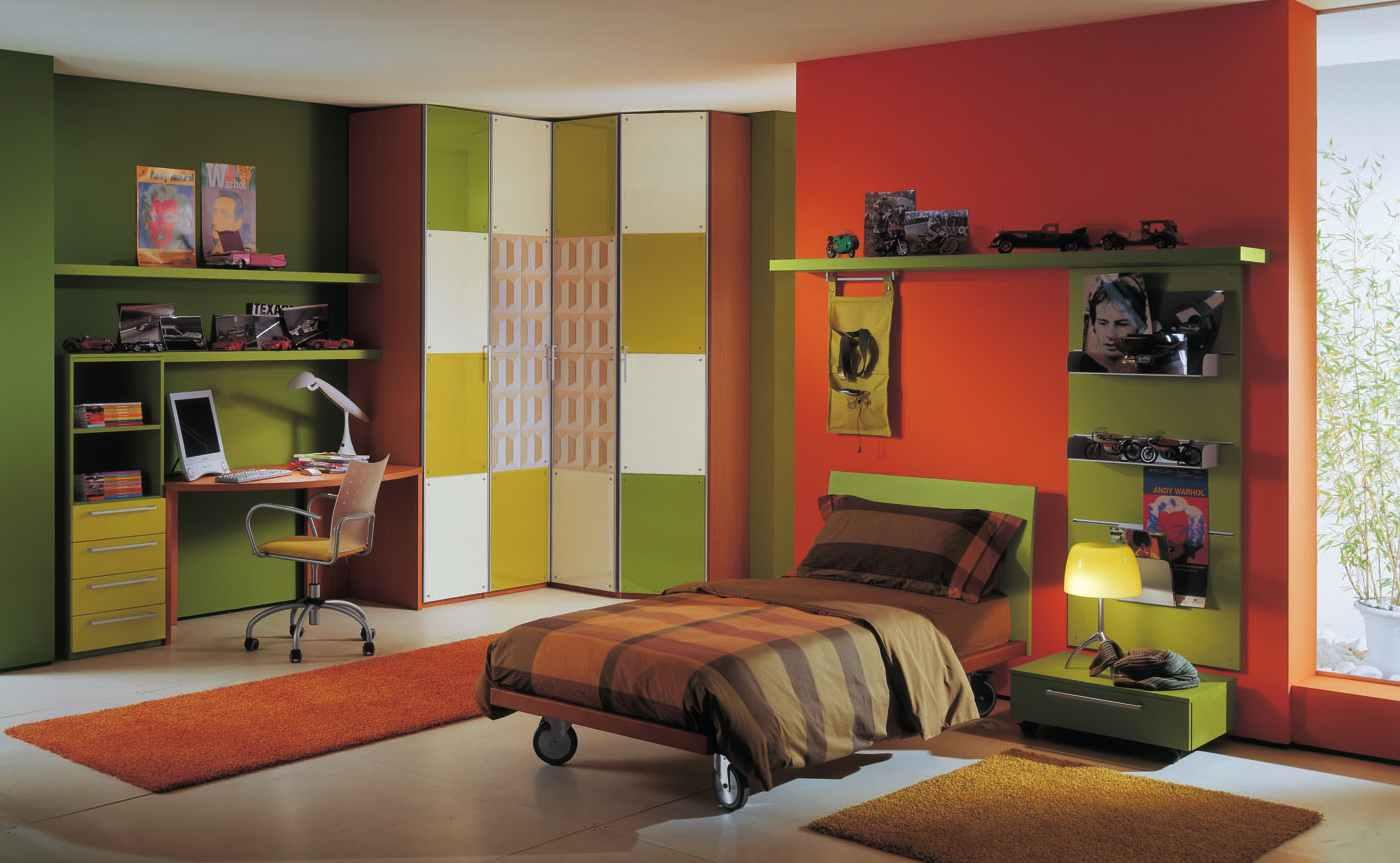 Green room paint ideas - Bedroom Painting Ideas Screenshot