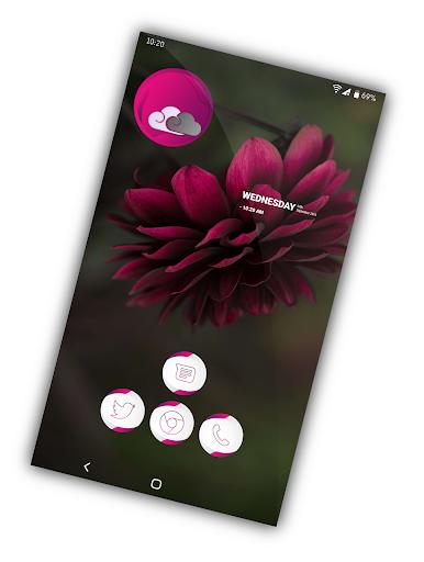 Neo Blossom Icons Pack  screenshots 1
