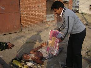 Photo: Team Medma giving back to society - 2010