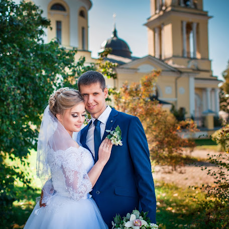 Wedding photographer Oksana Arsenicheva (OksanaArseniche). Photo of 10.02.2018