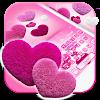 الحب أفخم قلب لوحة المفاتيح الموضوع APK
