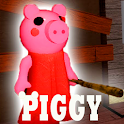 Piggy Zombie Obby Escape Roblx mod icon