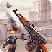 FPS Encounter Shooting 2019: New Shooting Games MOD APK 1.29 (Unlimited Money)
